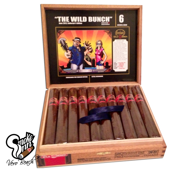 Ortega Wild Bunch-Honest Abe copy