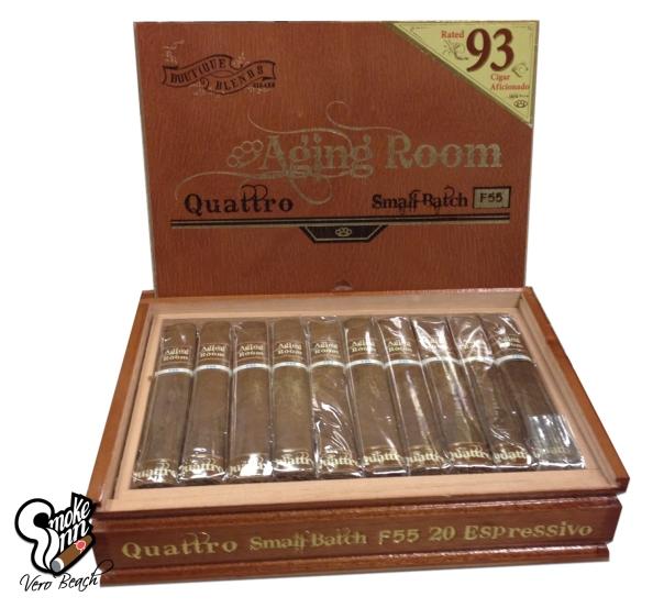 Aging Room Quattro available at Smoke Inn Vero Beach copy