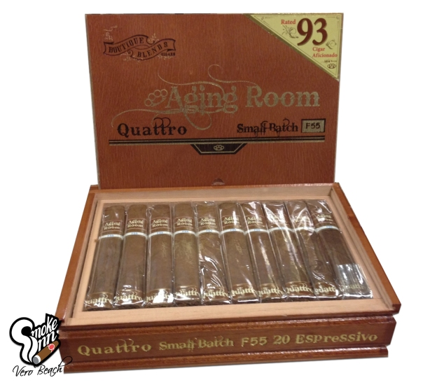 Aging Room Quattro available at Smoke Inn Vero Beach copy