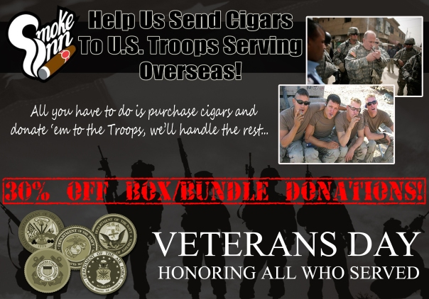 Veterans Day Cigar Donation copy