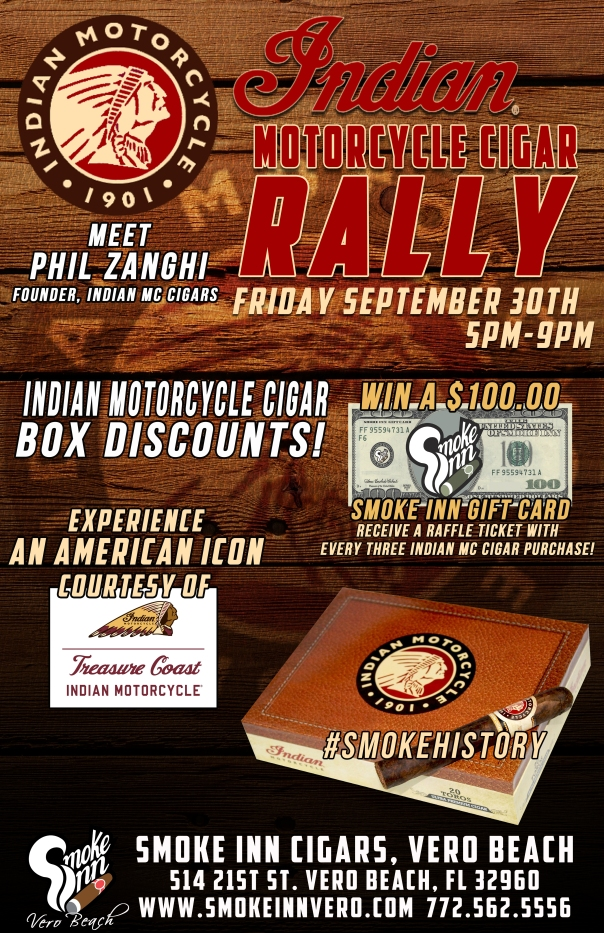 Indian Motorcycle Cigar Rally copy