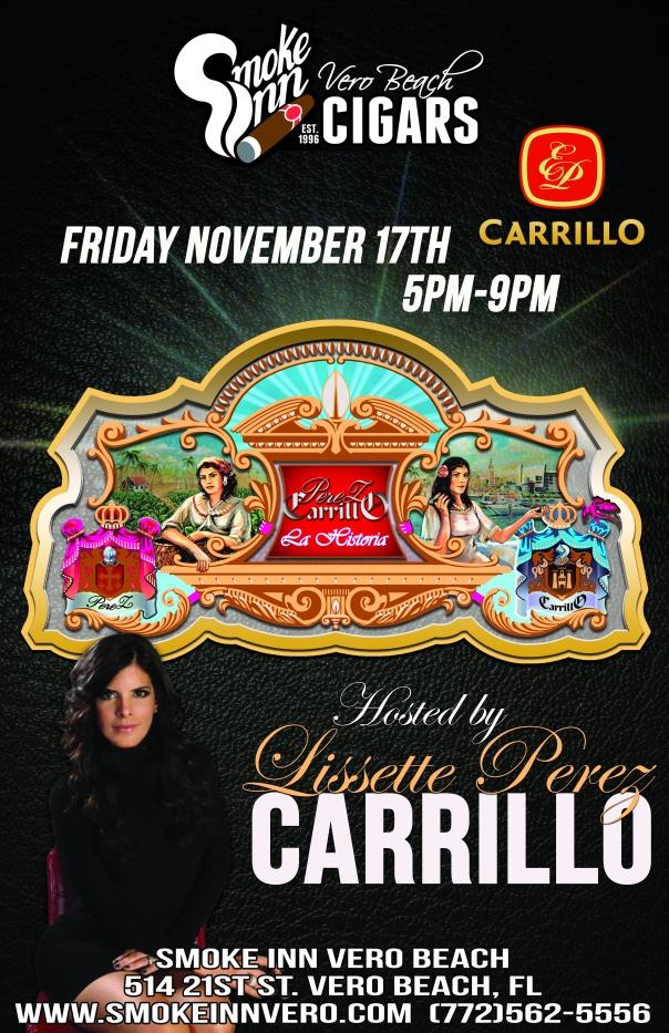 E.P. Carrillo Bash hosted by Lissette Perez-Carrillo