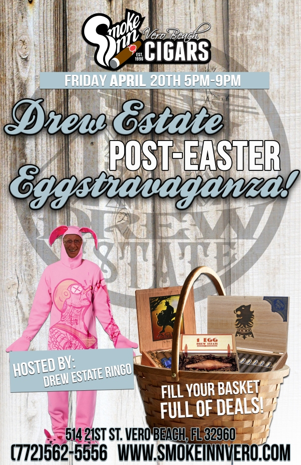 Drew Estate Eggstravaganza copy